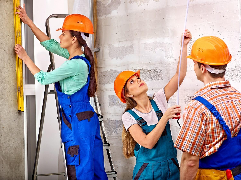 наши услуги по ремонту и отделке квартир